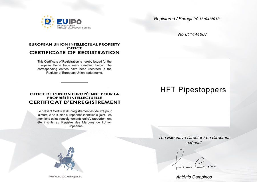 Trademark-HFT-Pipestoppers-EU