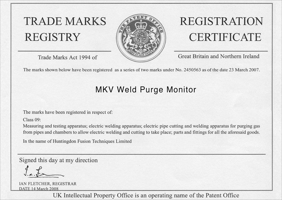 Trademark-MKV-Weld-Purge-UK